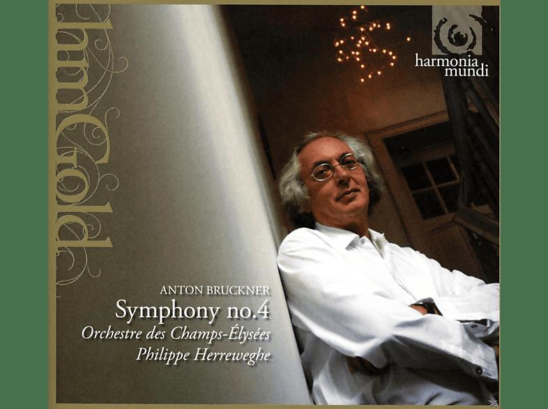 Orchestre Des Champs-elysees - Sinfonie 4 [CD]