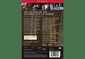 VARIOUS, Chorus of the Nederlandse Opera, Netherlands Philharmonic Opera - Legende Von Der Unsichtbaren Stadt Kitesch  - (DVD)