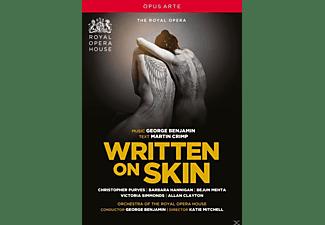 Christopher Purves, Bejun Mehta, Victoria Simmonds, Allan Clayton, Orchestra Of The Royal Opera House, Barbara Hannigan - Written On Skin  - (DVD)