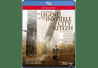 NED. PHIL. ORCHESTRA Ned. Opera, Albrecht/Vannev/Aksenov - Legende Von Der Unsichtbaren Stadt Kitesch  - (Blu-ray)