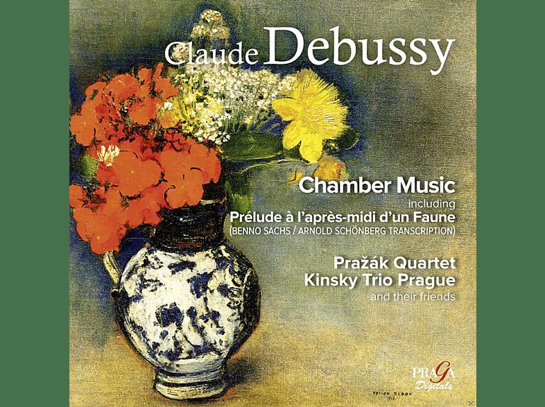 Prazak Quartet, Kinsky Trio Prague - Kammermusik [SACD Hybrid]