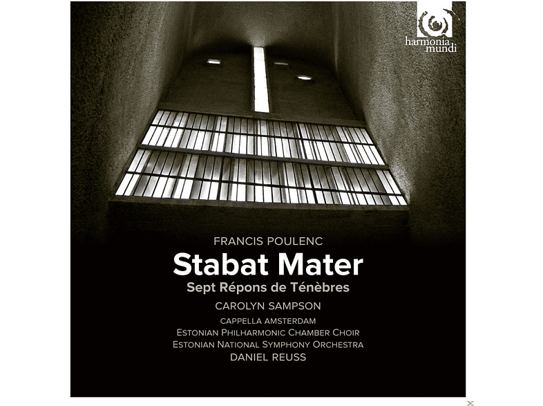 Capella Amsterdam, Estonian National Symphony Orchestra, Estonian Philharmonic Chamber Choir - Stabat Mater [CD]