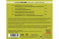VARIOUS, Various Orchestras - Piano Concerto / El Salon Mexico / Appalachian Spring / Old American Songs [SACD Hybrid]