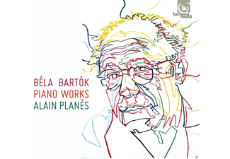 Alain Planes - Piano Works  - (CD)