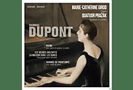 Marie-catherine Girod, Quatur Prazak - Klavierwerke [CD]