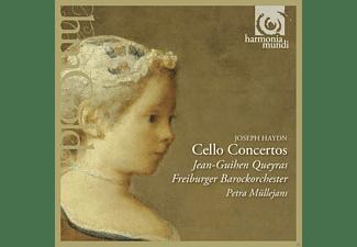 Jean-Guihen Queyras, Freiburger Barockorchester, Petra Muellejans - Cello Concertos  - (CD)