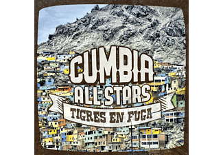 Cumbia All Stars - Tigres En Fuga - (CD)