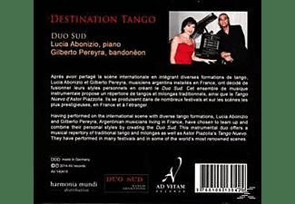 Duo Sud Pereyra - Destination Tango  - (CD)