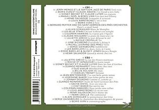 Boris Vian, Louis Armstrong, Claude Nougaro, Nicol - Swing  - (CD)