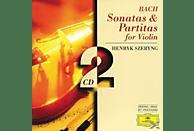 Henryk Szeryng - Sonaten & Partiten Violin Solo Bwv 1001-1006 [CD]
