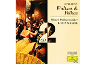 Wpo, Lorin/wp Maazel - Walzer Und Polkas [CD]