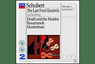 The Quartetto Italiano - Streichquartette 12-15 [CD]