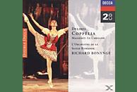 Richard Bonynge, Richard/osr/napo Bonynge - Coppelia/+ [CD]