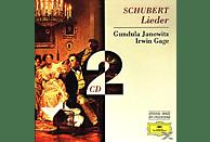 Irwin Gage, Janowitz,Gundula/Gage,Irwin - Lieder [CD]