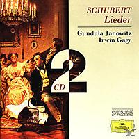 Irwin Gage, Janowitz,Gundula/Gage,Irwin - Lieder - [CD]
