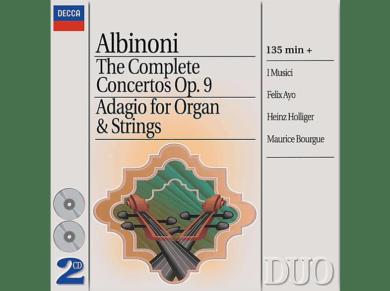 Heinz Holliger - Concerti Op.9 [CD]