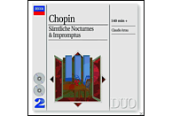 Claudio Arrau - Sämtliche Nocturnes 1-20 [CD]