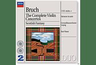 Salvatore Accardo, Gewandhausorchester Leipzig - Sämtliche Violinkonzerte 1-3 [CD]