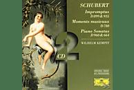 Wilhelm Kempff - Sämtliche Impromptus (Ga)/Moments Musicaux [CD]