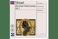 Ingrid Haebler, Henryk Szeryng - Die Großen Violinsonaten Volume 2 [CD]