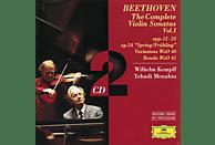 Wilhelm Kempff, Yehudi Menuhin - The Complete Violin Sonatas Vol. 1 [CD]