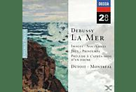 Osm, Charles Osm & Dutoit - La Mer/Images/Nocturnes [CD]