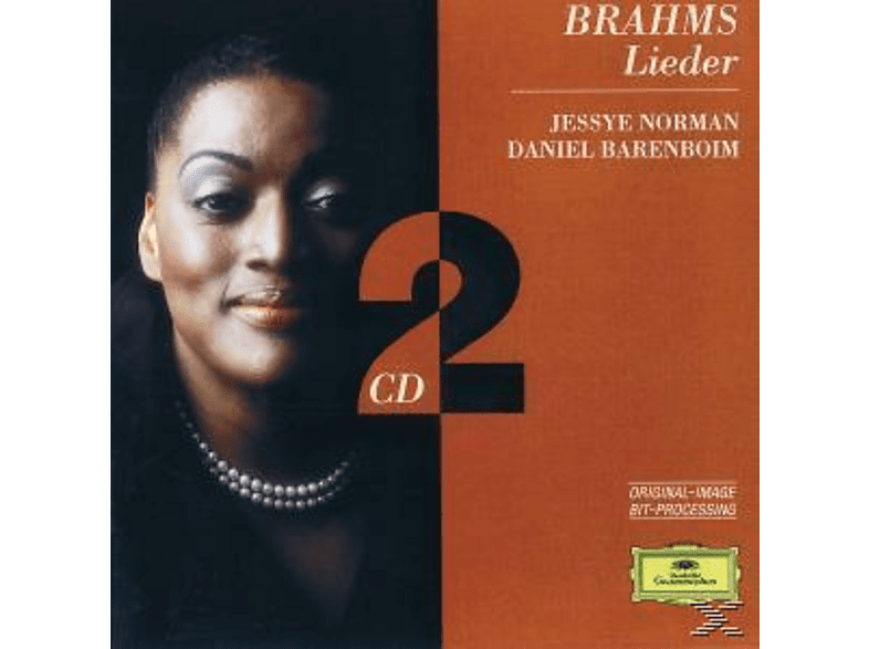 NORMAN,JESSYE & BARENBOIM,DANIEL - Lieder [CD]
