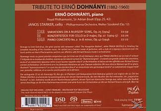 Ernõ Dohnányi - Variations on a Nursery Song Op.25  - (SACD Hybrid)