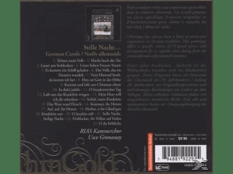 Rias Kammerchor - Stille Nacht [CD]