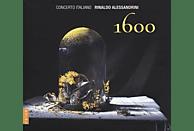Concerto Italiano, Alessandrini Rinaldo - 1600 [CD]
