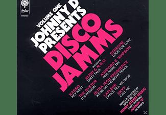 VARIOUS - DISCO JAMMS VOL.1  - (CD)