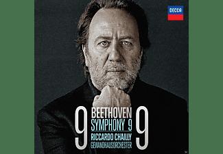 Gewandhausorchester Leipzig, Riccardo Chailly - Beethoven: Sinfonie 9  - (CD)