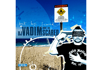 Dj Vadim - DON T BE SCARED  - (CD)
