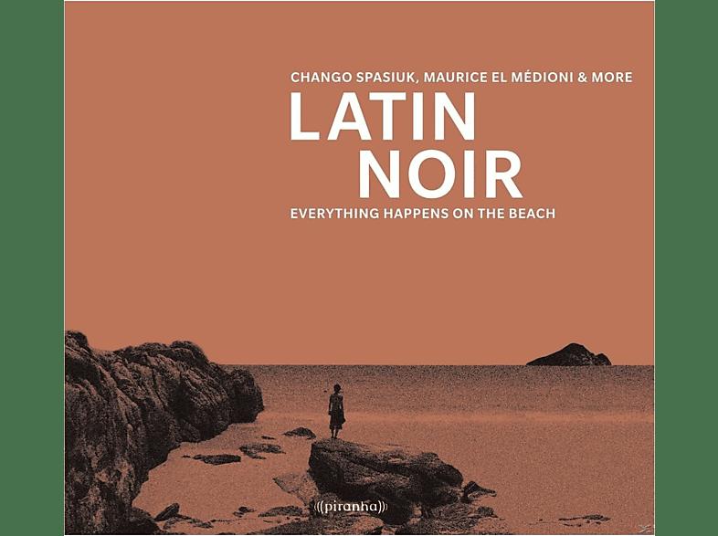 VARIOUS - Latin Noir [CD]