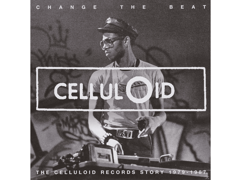 VARIOUS - Change The Beat-The Celluloi [CD]