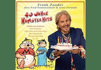 Frank Zander - 40 Jahre Hamster Hits  - (CD)
