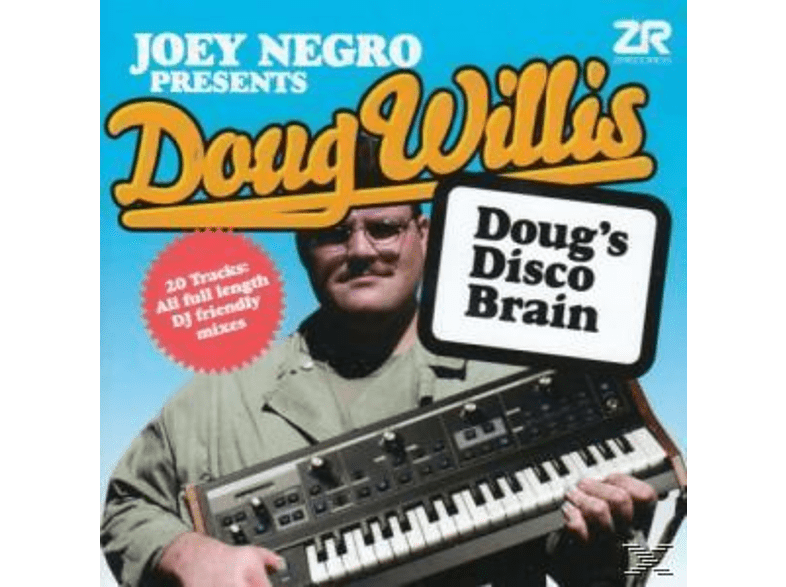 Doug Willis - Doug S Disco Brain [CD]