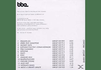 Bara Broest - ELEPHANCYCLE  - (CD)