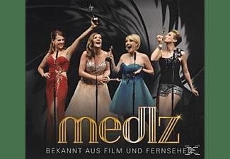 Medlz - Bekannt Aus Film Und Fernsehen  - (CD)