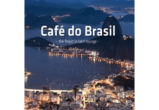 VARIOUS - Cafe Do Brasil - The Finest In Latin Lounge  - (CD)