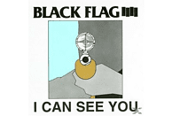 Black Flag - I Can See You [5 Zoll Single CD (2-Track)]
