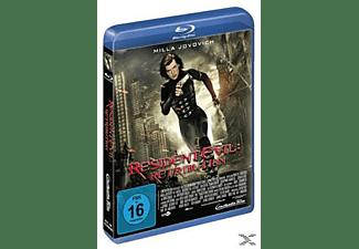 Resident Evil: Retribution Blu-ray