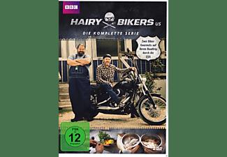 HAIRY BIKERS USA (BBC) DVD
