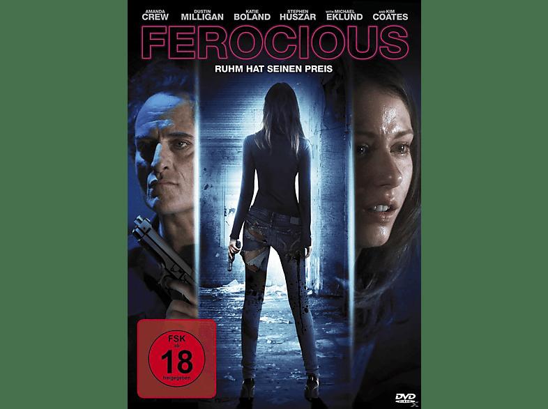 FEROCIOUS - KEIN PREIS IST ZU HOCH FÜR RUHM [DVD]