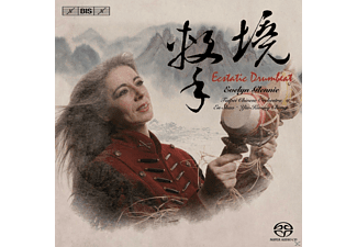 Evelyn Glennie, Taipei Chinese Orchestre - Ecstatic Drumbeat - (SACD Hybrid)