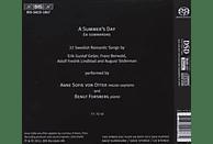 Anne Sofie Von Otter, Bengt Forsberg - Ein Sommertag-Schwedische Romantische Lieder [SACD Hybrid]