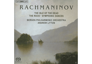 Andrew Litton, Bergen Philharmonic Orchestra - The Isle Of The Dead - The Rock - Symphonic Dances - (CD)