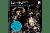 VARIOUS - German Baroque Sacred Music: Passion & Resurrection [CD]