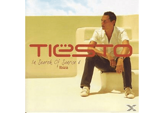 DJ Tiësto - In Search Of Sunrise 6  - (CD)