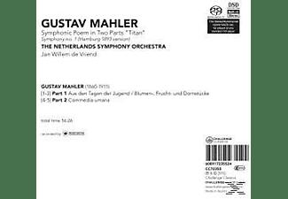 Netherlands Symphony Orchestra - Sinfonie 1  - (SACD)